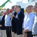 Los anuncios del presidente en ExpoAgro impactan en la campaña electoral provincial