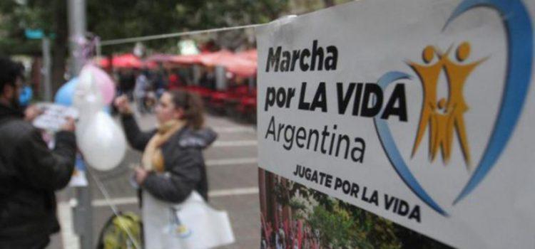 La Iglesia Católica convocó el domingo a manifestarse contra la despenalización del aborto