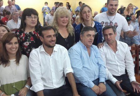Primer cruce de la interna de Cambiemos: Negri y Mestre presentaron sus candidatos