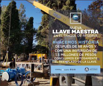 Municipalidad de Río Cuarto-Llave Maestra