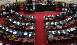 ¿Legislatura o escribanía?
