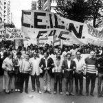 La universidad contra el levantamiento carapintada de Semana Santa de 1987
