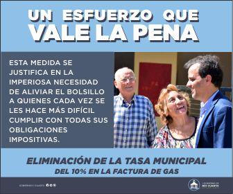 Municipalidad Río Cuarto-Gas