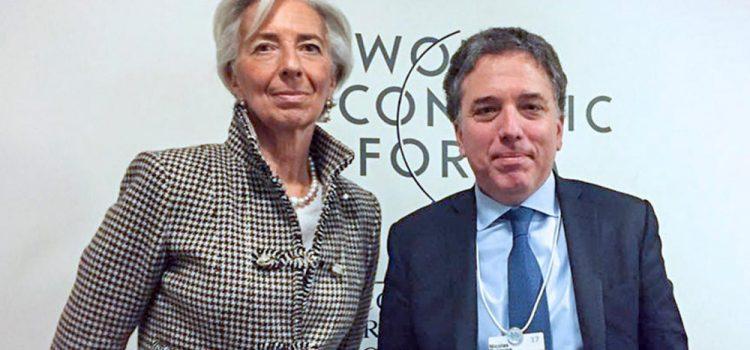 """Una crisis autoinducida: FMI y corrida cambiaria vs. el argumento de la """"pesada herencia"""""""