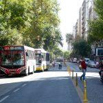 El paro de ómnibus comenzaría desde las 22
