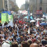 La conmemoración de los 49 años del Cordobazo mostró unidad y cuestionó el ajuste neoliberal