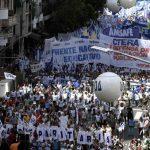Marcha federal educativa: los docentes cordobeses harán actos en Córdoba e irán a Buenos Aires