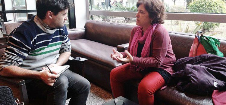 """Claudia Cesaroni: """"Las cárceles de Córdoba están entre las más opacas de todo el país"""""""