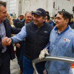 Devaluado: Las dos caras de la visita del presidente Macri a Mar Chiquita y la capital cordobesa