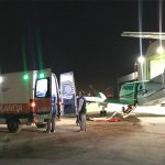 Finalmente Natali partió a Brasil, pero piden informes sobre el avión sanitario provincial