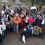 La izquierda pidió frenar el desalojo del barrio parque Esperanza en Juárez Celman