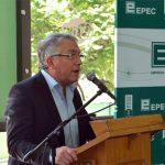 Conflicto en EPEC: la compañía pagará sólo una parte del salario y los gremios iniciaron un paro general