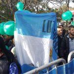 Bandera de protesta
