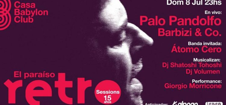 Ganá entradas para Palo Pandolfo