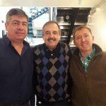 """Rossi se reunió con Alfonsín y dijo que """"hay radicales que se conforman con ir a cenar con el presidente"""""""