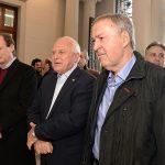 """El gobernador Schiaretti en Santa Fe: """"No queremos que la Argentina estalle, buscaremos consensos"""""""