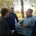 El alfonsinista Rossi sigue posicionándose en el lote de los candidatos a gobernador