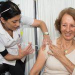 Hay más problemas respiratorios y preocupa el bajo porcentaje de vacunación contra la gripe