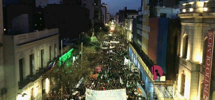 EPEC: Luz y Fuerza mostró fuerte apoyo político y social contra la política de ajuste, privatización y tarifazos