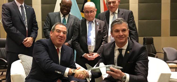 Qué alcance tiene el acuerdo entre FADEA y la sudafricana Paramount por el avión Pampa III