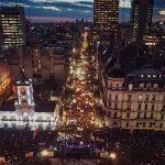 Una multitud de 300 mil personas se movilizó en apoyo a las demandas universitarias