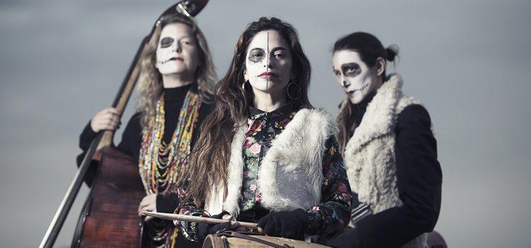 Liliana Zavala: Mujer de tambor