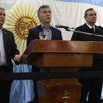 """El """"inglés"""" Oscar Aguad y un nuevo capítulo de la desaparición del submarino ARA San Juan"""