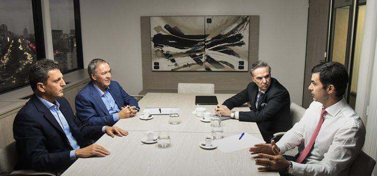 El peronismo ya tiene dos cabezas: Schiaretti, Massa, Pichetto y Urtubey se lanzan contra CFK