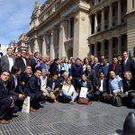 Intendentes piden restitución del Fondo Sojero