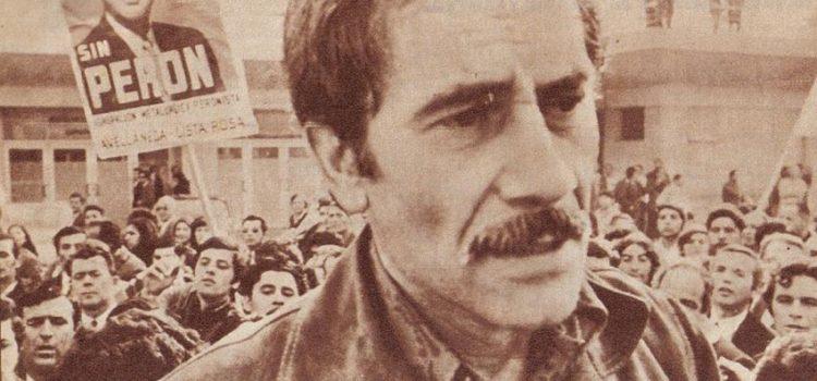 A 45 años de su asesinato: en Córdoba homenajearon a José Ignacio Rucci