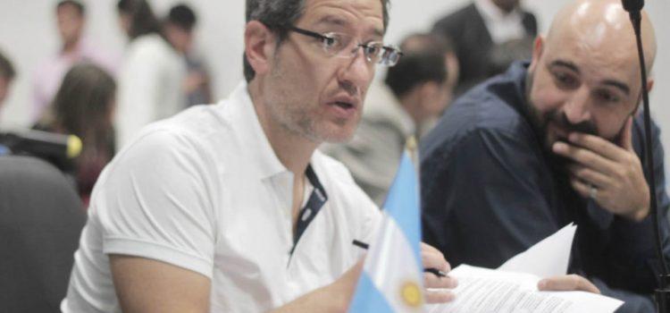 El bloque de Tomás Méndez rechazó el presupuesto del Concejo Deliberante