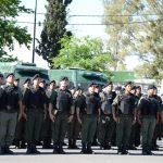 Suman 300 gendarmes para trabajar en temas de inseguridad y narcotráfico