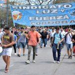 Luz y Fuerza endurece su postura frente a EPEC y habrá cinco marchas en dos semanas