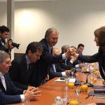 La izquierda criticó los acuerdos entre Schiaretti y Bullrich