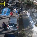 Despido de cinco sindicalistas: la secuencia fotográfica que muestra la actuación policial