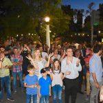 Mestre inauguró la revitalización de La Cañada con un Concierto Navideño Itinerante