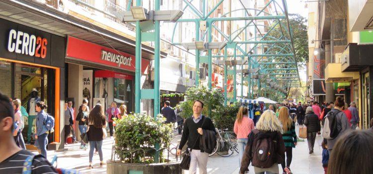 Córdoba: la crisis pega en la actividad comercial, que cayó un 13,9% en relación a 2017