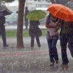 Clima: el SMN alerta sobre tormentas fuertes con viento y eventual caída de granizo