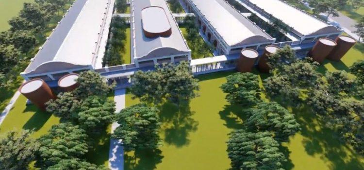 La Municipalidad invertirá cerca de 250 millones de pesos en el proyecto del Distrito Ciudadano