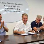 Ampliarán la red de cloacas en Río Cuarto