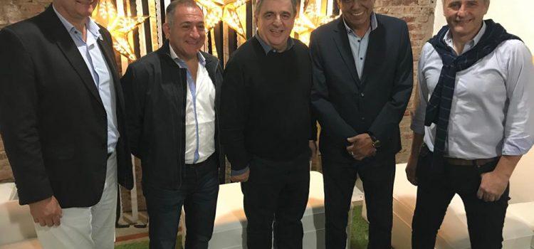 """Negri cuestionó otra vez las """"dobles candidaturas"""" y criticó a Schiaretti"""