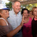 Con inauguración de playones deportivos, Schiaretti se mete como candidato en la capital