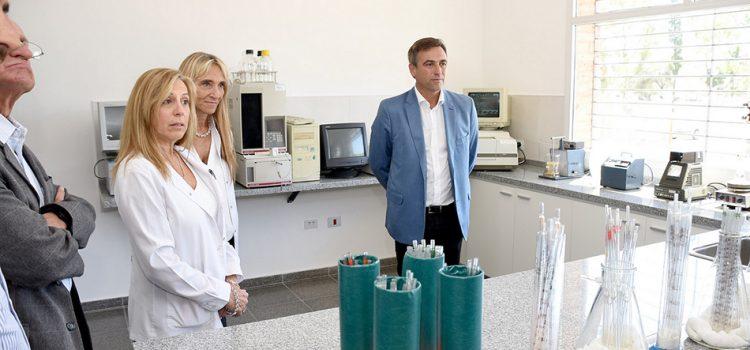 Córdoba produce sus propios medicamentos