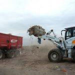 Limpian basurales en barrios de la ciudad