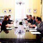 Mensajes: Macri se mostró con Negri y el radical Cornejo adelantó elecciones en Mendoza