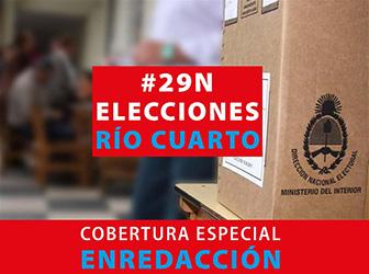 Elecciones Río Cuarto